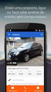 iCarros – comprar carros - screenshot thumbnail