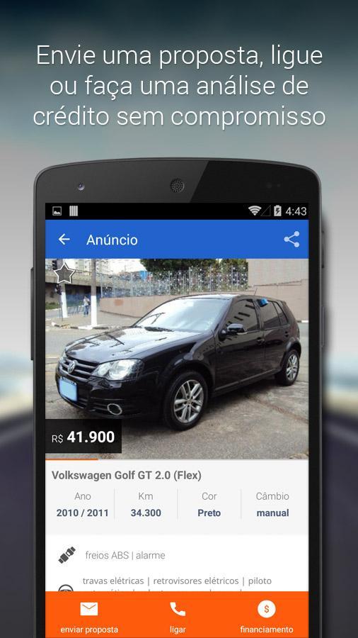 iCarros – comprar carros - screenshot