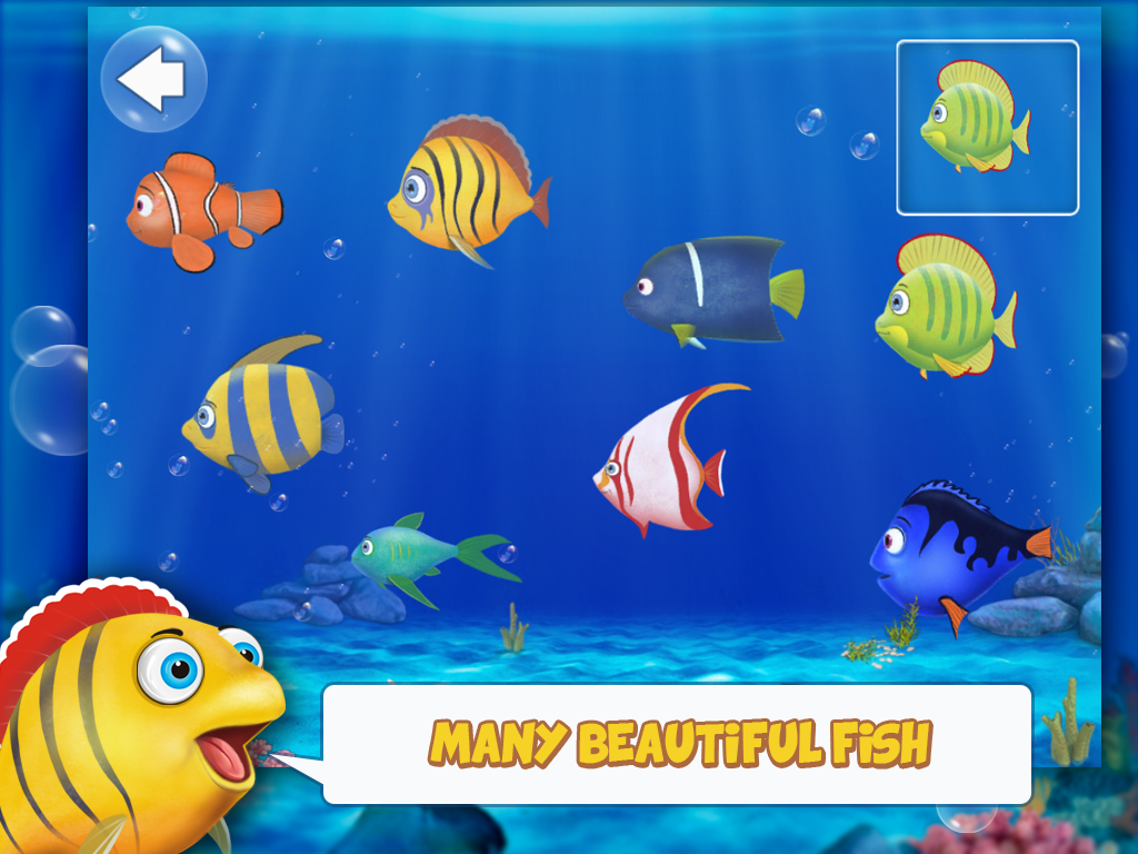 Fishing for kids and babies android apps on google play for Game and fish