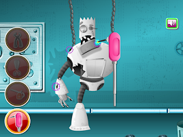 Screenshot of Robo Monster At Clinic