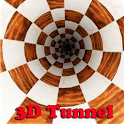 3D Tunnel Wallpaper (HD) icon