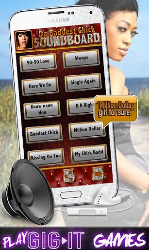 免費手機休閒娛樂Trina's Baddest Soundboard app!多款遊戲平台資訊一把抓