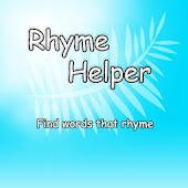 Rhyme Helper