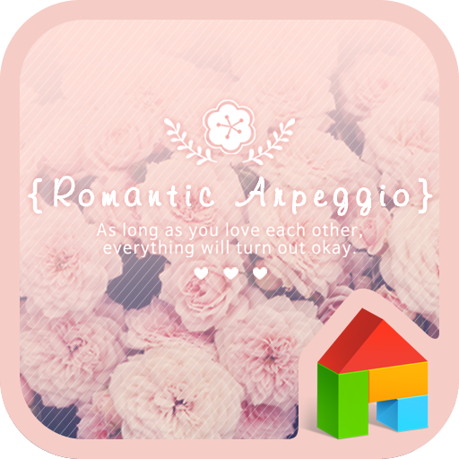 romantic arpeggio 도돌런처 테마 個人化 App LOGO-硬是要APP