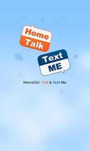 Homedial – Free SMS and Call- screenshot thumbnail