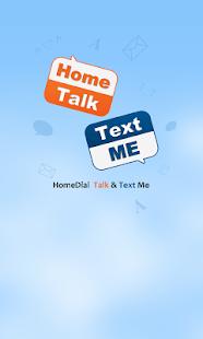 Homedial – Free SMS and Call - screenshot thumbnail