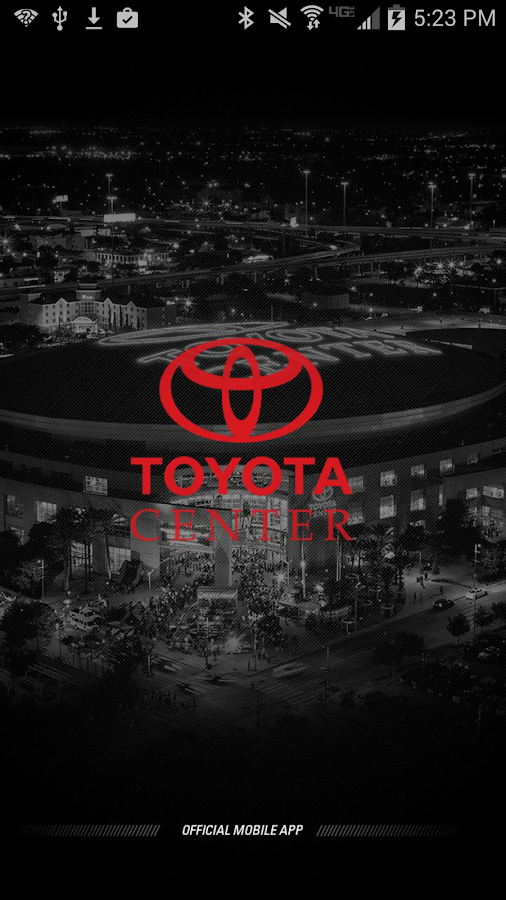 Houston Toyota Center- screenshot