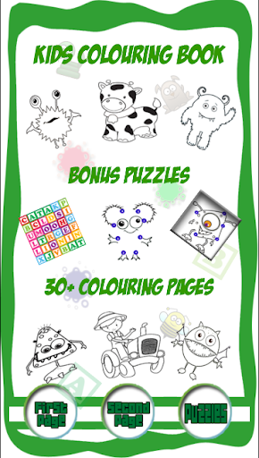 AJs Coloring Book for Kids