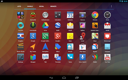 Apex Launcher Pro Screenshot 2