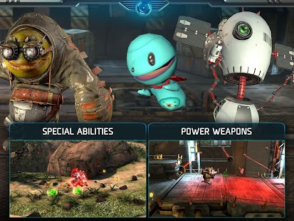 Bounty Arms Screenshot 12