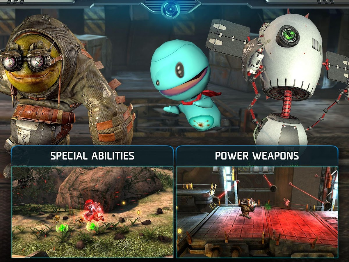 Bounty Arms- screenshot