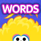 Sesame Street Big Bird's Words