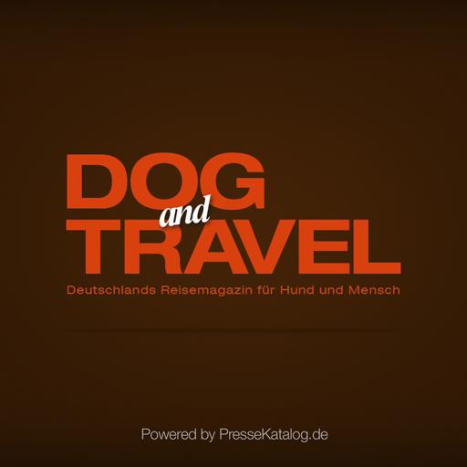 DOGandTRAVEL - epaper LOGO-APP點子