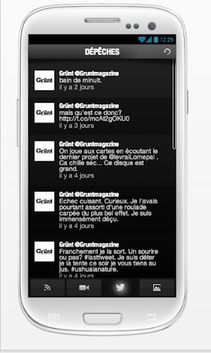 Grünt App
