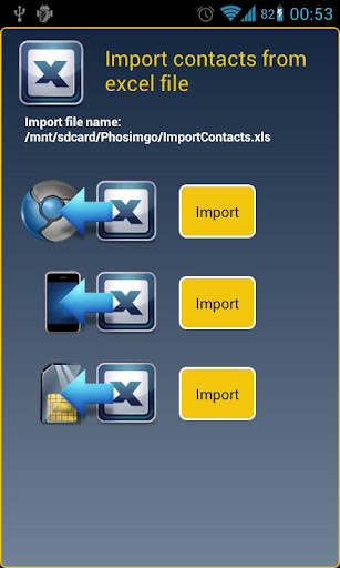 【免費工具App】Phosimgo copy contacts Pro-APP點子