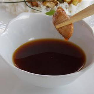 Soy Sauce Reduction Recipes.