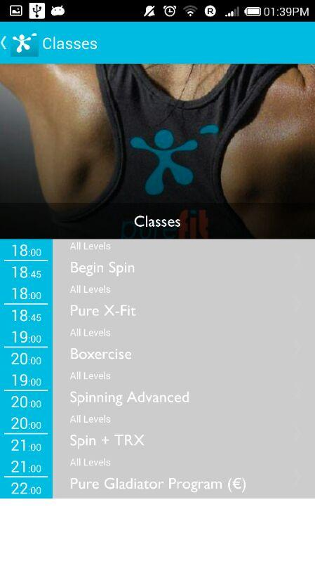 Purefit- screenshot