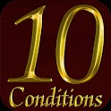 The 10 Conditions of Bai'at logo