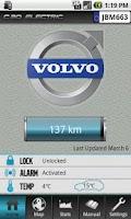 Screenshot of Volvo C30 Electric