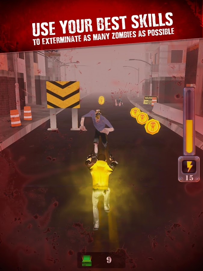 Break Loose: Zombie Survival- screenshot
