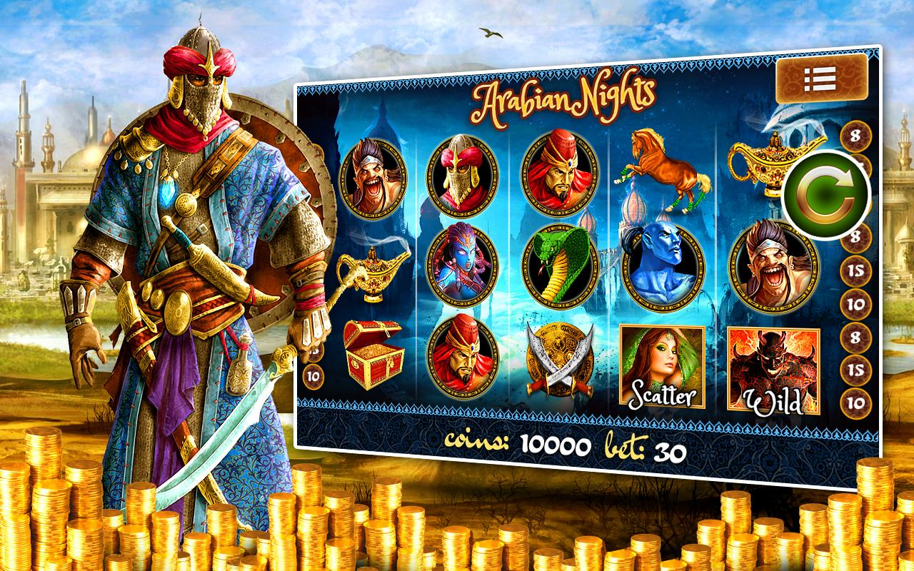 Magic Free Slot Machine Pokies - screenshot