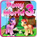 Pony World 3 icon