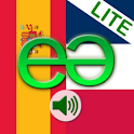 Spanish to French Lite logo