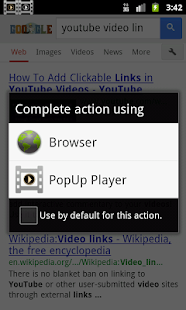 PopUp Player for Youtube - screenshot thumbnail