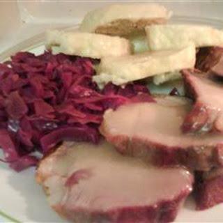 Pork Sauerkraut Dumplings Recipes.