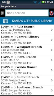 Kansas City Public Library - screenshot thumbnail