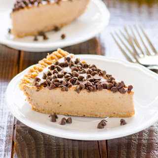 Clean No Bake Peanut Butter Pie