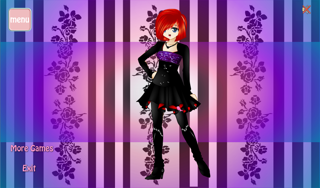 Modern anime suki dress up android apps on google play