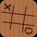 Tic-Tac-Toe Wood icon