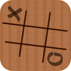 Tic-Tac-Toe Wood icon