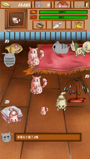 【免費休閒App】Cat Pet Meow-APP點子