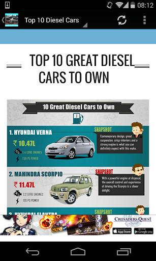 Top 10 Great Diesel Cars