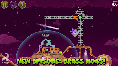 Angry Birds Space Premium Screenshot 36