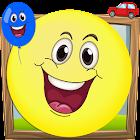 Kids Preschool Color icon