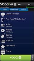 Screenshot of VOCO Controller