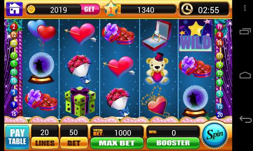 Valentine Slots - Slot machine