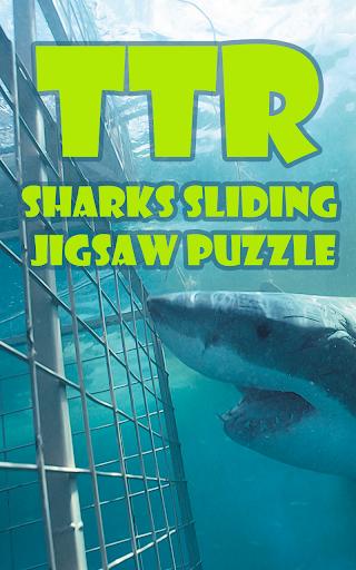Sharks Sliding Puzzle
