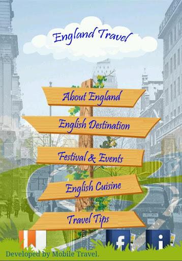 イギリス旅行