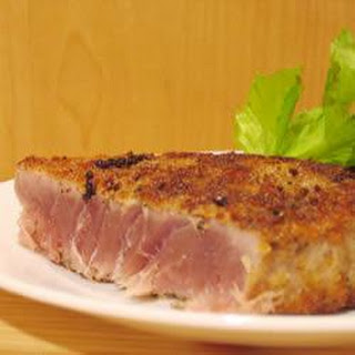 Pan-Seared Tuna Recipe