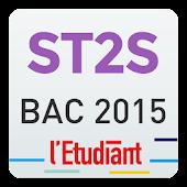 Bac ST2S 2015 avec L'Etudiant