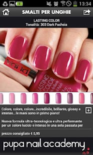 PUPA Milano make up & nail art- screenshot thumbnail