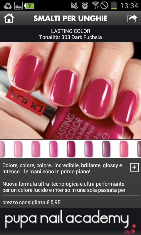 PUPA Milano make up & nail art- screenshot