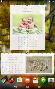 Picture Calendar 2016 / 2017- screenshot thumbnail
