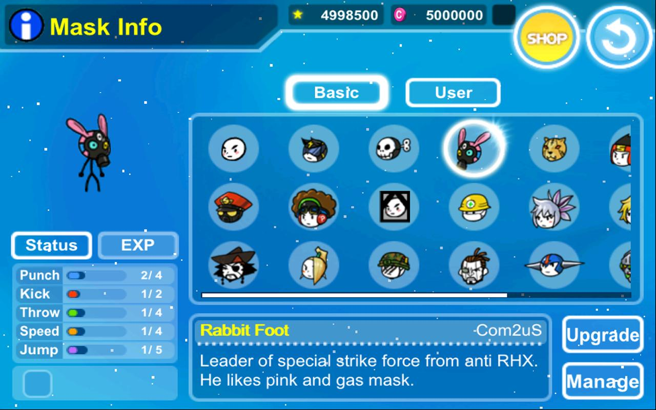 Super Action Hero - screenshot