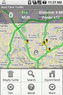Glob - Traffic & Radar <1.6 - screenshot thumbnail