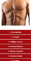 Screenshot of Get abdominals